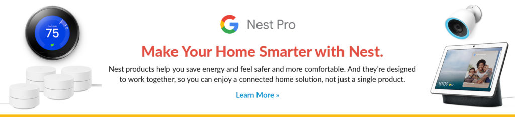 Make Your Home Smarter with Nest